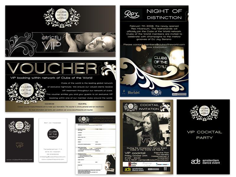 Promotie vouchers flyers