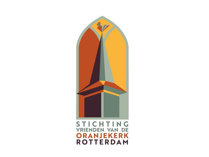 Logo Oranjekerk Rotterdam
